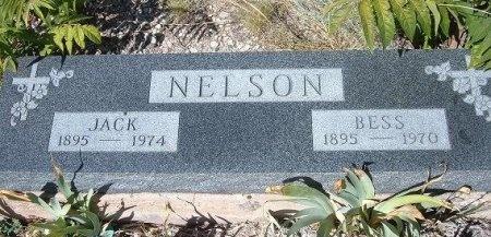 NELSON, BESS - Apache County, Arizona | BESS NELSON - Arizona Gravestone Photos