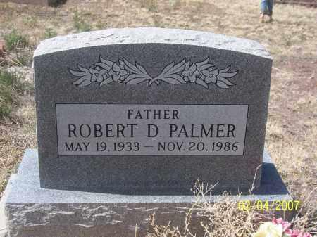 PALMER, ROBERT D. - Apache County, Arizona | ROBERT D. PALMER - Arizona Gravestone Photos