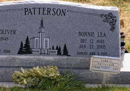 PATTERSON, BONNIE LEA - Apache County, Arizona | BONNIE LEA PATTERSON - Arizona Gravestone Photos