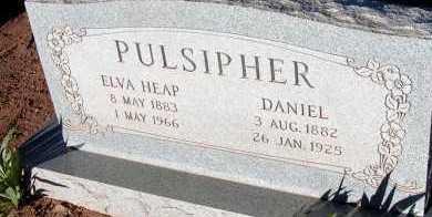 PULSIPHER, DANIEL - Apache County, Arizona | DANIEL PULSIPHER - Arizona Gravestone Photos