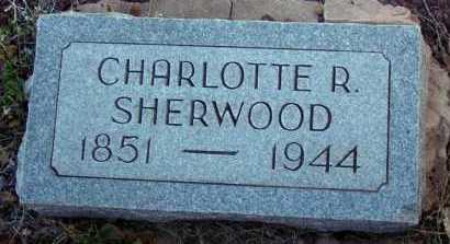 SHERWOOD, CHARLOTTE R. - Apache County, Arizona   CHARLOTTE R. SHERWOOD - Arizona Gravestone Photos