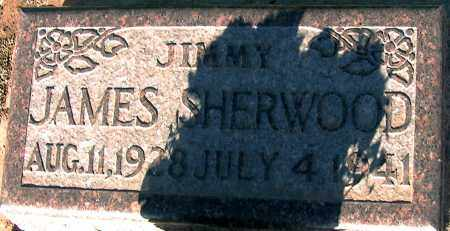 SHERWOOD, JAMES - Apache County, Arizona | JAMES SHERWOOD - Arizona Gravestone Photos