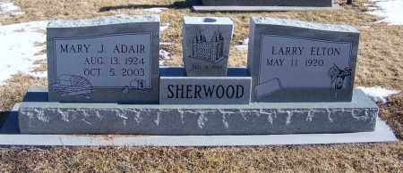 ADAIR SHERWOOD, MARY J - Apache County, Arizona | MARY J ADAIR SHERWOOD - Arizona Gravestone Photos