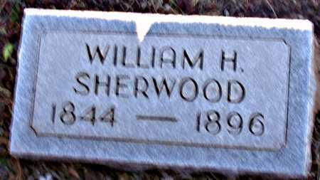 SHERWOOD, WILLIAM H. - Apache County, Arizona | WILLIAM H. SHERWOOD - Arizona Gravestone Photos