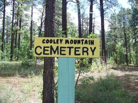 SIGN, CEMETERY - Apache County, Arizona | CEMETERY SIGN - Arizona Gravestone Photos