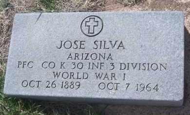 SILVA, JOSE - Apache County, Arizona | JOSE SILVA - Arizona Gravestone Photos