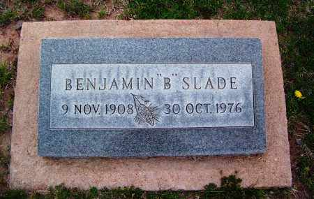 "SLADE, BENJAMIN ""B"" - Apache County, Arizona 