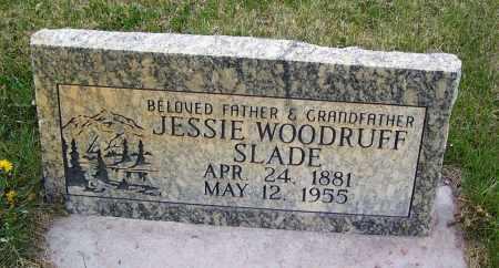 SLADE, JESSIE WOODRUFF - Apache County, Arizona | JESSIE WOODRUFF SLADE - Arizona Gravestone Photos