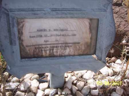 SPILL****, MANUEL P. - Apache County, Arizona | MANUEL P. SPILL**** - Arizona Gravestone Photos