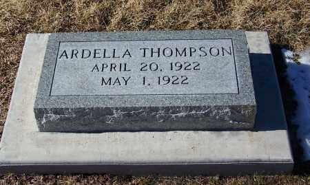 THOMPSON, ARDELLA - Apache County, Arizona   ARDELLA THOMPSON - Arizona Gravestone Photos