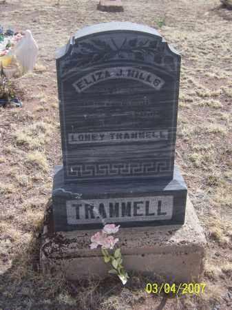 TRAMMELL, LONEY - Apache County, Arizona | LONEY TRAMMELL - Arizona Gravestone Photos