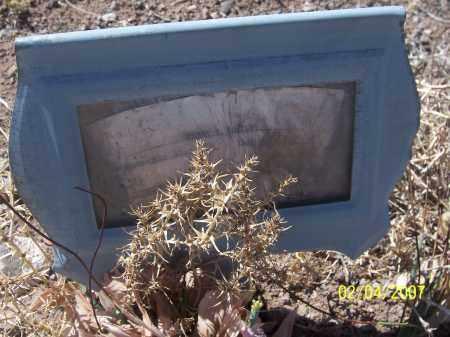 UNKNOWN, UNKOWN - Apache County, Arizona | UNKOWN UNKNOWN - Arizona Gravestone Photos