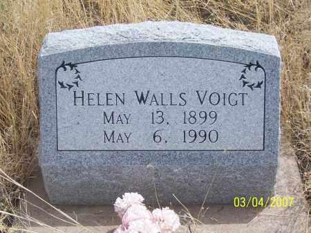 WALLS, HELEN - Apache County, Arizona | HELEN WALLS - Arizona Gravestone Photos