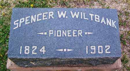 WILTBANK, SPENCER W - Apache County, Arizona | SPENCER W WILTBANK - Arizona Gravestone Photos