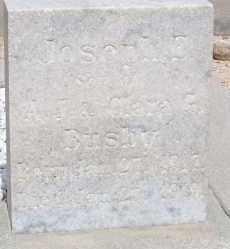 BUSBY, JOSEPH E. - Cochise County, Arizona   JOSEPH E. BUSBY - Arizona Gravestone Photos