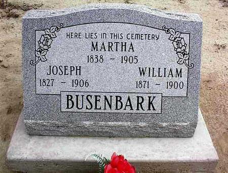BUSENBARK, JOSEPH - Cochise County, Arizona | JOSEPH BUSENBARK - Arizona Gravestone Photos