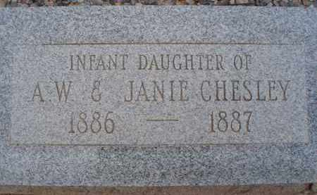 CHESLEY, DAUGHTER - Cochise County, Arizona   DAUGHTER CHESLEY - Arizona Gravestone Photos