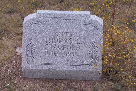 CRAWFORD, THOMAS - Cochise County, Arizona | THOMAS CRAWFORD - Arizona Gravestone Photos