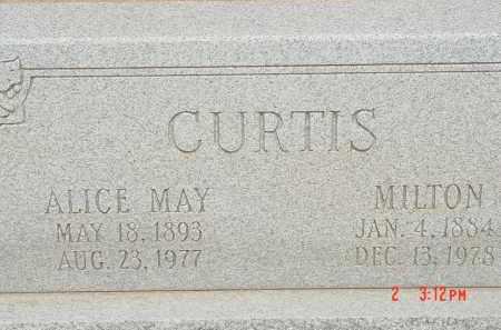 CURTIS, ALICE MAY - Cochise County, Arizona | ALICE MAY CURTIS - Arizona Gravestone Photos