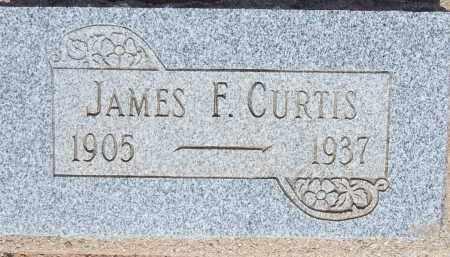 CURTIS, JAMES F. - Cochise County, Arizona | JAMES F. CURTIS - Arizona Gravestone Photos