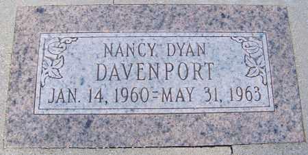DAVENPORT, NANCY DYAN - Cochise County, Arizona | NANCY DYAN DAVENPORT - Arizona Gravestone Photos