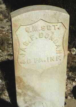 DUNCAN, JAMES F. - Cochise County, Arizona | JAMES F. DUNCAN - Arizona Gravestone Photos