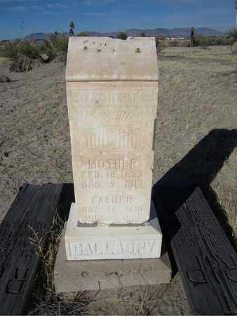 GALLASPY, MOTHER - Cochise County, Arizona   MOTHER GALLASPY - Arizona Gravestone Photos