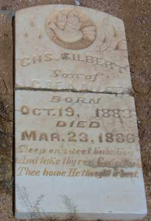 GILBERT, CHS. - Cochise County, Arizona | CHS. GILBERT - Arizona Gravestone Photos
