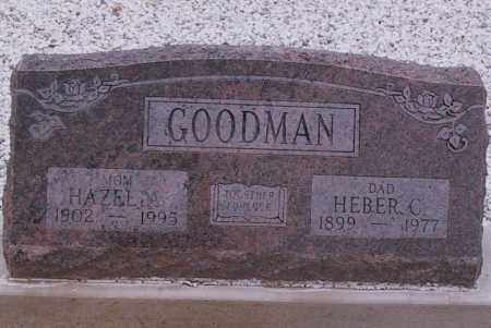 GOODMAN, HEBER C. - Cochise County, Arizona | HEBER C. GOODMAN - Arizona Gravestone Photos
