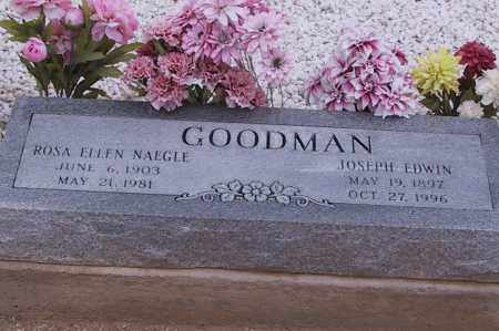 GOODMAN, ROSA - Cochise County, Arizona | ROSA GOODMAN - Arizona Gravestone Photos
