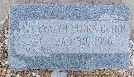 GUINN, EVALYN FLORA - Cochise County, Arizona | EVALYN FLORA GUINN - Arizona Gravestone Photos