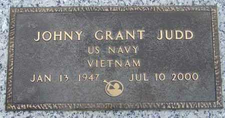 JUDD, JOHNY GRANT - Cochise County, Arizona | JOHNY GRANT JUDD - Arizona Gravestone Photos