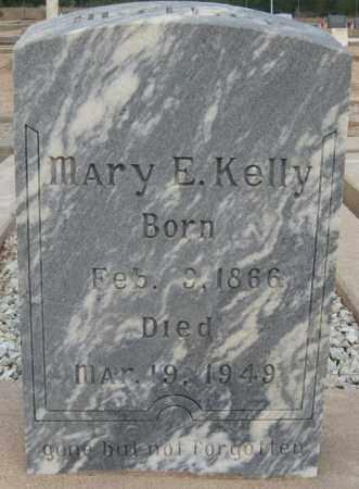 KELLY, MARY E. - Cochise County, Arizona | MARY E. KELLY - Arizona Gravestone Photos