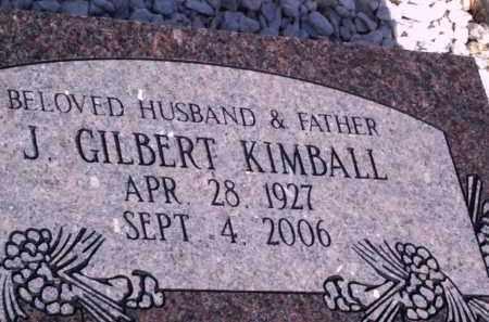 KIMBALL, GILBERT J. - Cochise County, Arizona   GILBERT J. KIMBALL - Arizona Gravestone Photos