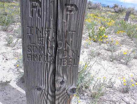 LEMON, SON - Cochise County, Arizona | SON LEMON - Arizona Gravestone Photos