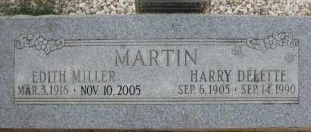 MARTIN, EDITH MILLER - Cochise County, Arizona   EDITH MILLER MARTIN - Arizona Gravestone Photos