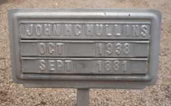 MCMULLINS, JOHN - Cochise County, Arizona | JOHN MCMULLINS - Arizona Gravestone Photos