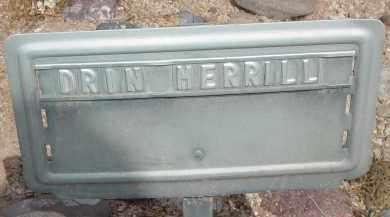MERRILL, DRIN - Cochise County, Arizona   DRIN MERRILL - Arizona Gravestone Photos