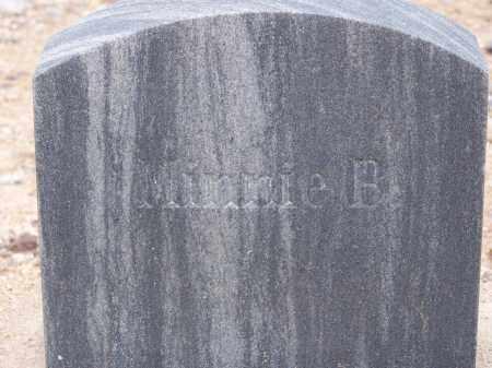 MERRILL, MINNIE B. - Cochise County, Arizona | MINNIE B. MERRILL - Arizona Gravestone Photos