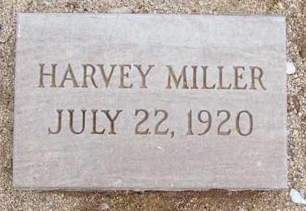 MILLER, HARVEY - Cochise County, Arizona | HARVEY MILLER - Arizona Gravestone Photos