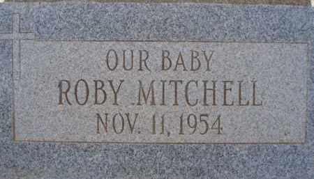 MITCHELL, ROBY - Cochise County, Arizona   ROBY MITCHELL - Arizona Gravestone Photos