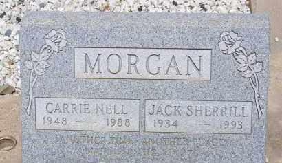 MORGAN, CARRIE NELL - Cochise County, Arizona   CARRIE NELL MORGAN - Arizona Gravestone Photos
