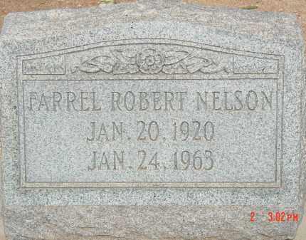 NELSON, FARREL ROBERT - Cochise County, Arizona | FARREL ROBERT NELSON - Arizona Gravestone Photos