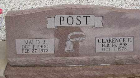 POST, MAUD B. - Cochise County, Arizona | MAUD B. POST - Arizona Gravestone Photos