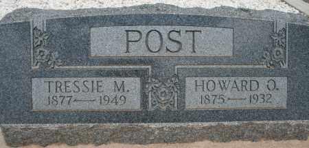 POST, HOWARD O. - Cochise County, Arizona | HOWARD O. POST - Arizona Gravestone Photos
