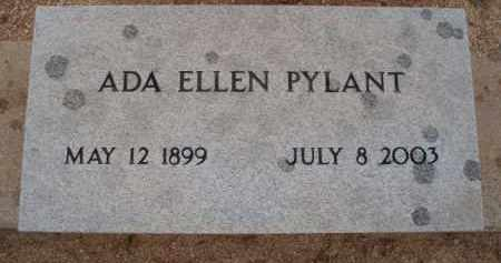PYLANT, ADA ELLEN - Cochise County, Arizona | ADA ELLEN PYLANT - Arizona Gravestone Photos