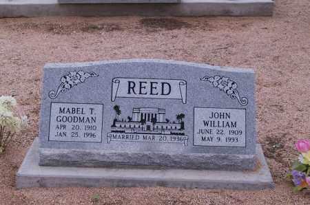 REED, JOHN - Cochise County, Arizona | JOHN REED - Arizona Gravestone Photos