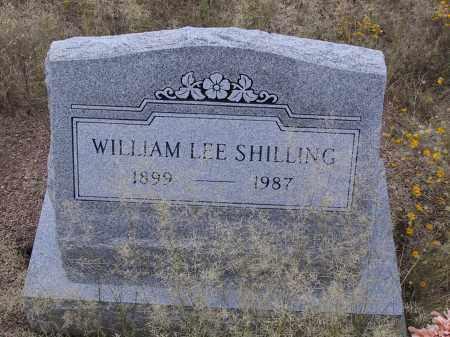 SHILLING, WILLIAM - Cochise County, Arizona | WILLIAM SHILLING - Arizona Gravestone Photos