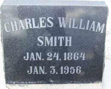 SMITH, CHARLES WILLIAM - Cochise County, Arizona | CHARLES WILLIAM SMITH - Arizona Gravestone Photos