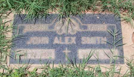SMITH, JOHN ALEX - Cochise County, Arizona | JOHN ALEX SMITH - Arizona Gravestone Photos